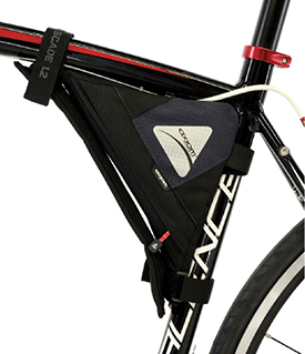 axiom cascase 1 2 bike frame bag