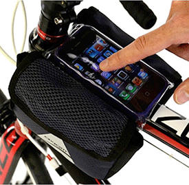 Axiom SmartBag Touch bike bag for phones