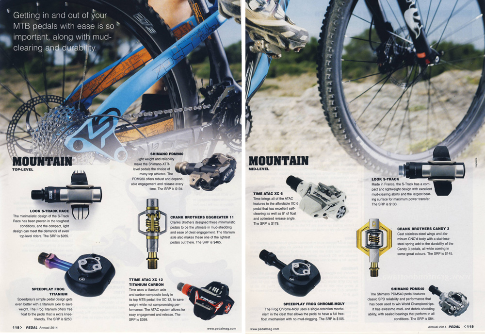 Pedal Mag Buyers Guide Features Best Cycling Shoes And Pedals For